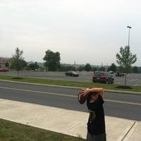 Photo taken at Parking Lot @ Coca-Cola Park by Kram 2. on 9/2/2012