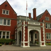 Photo taken at Toronto French School by Oksana H. on 5/26/2012