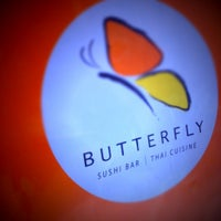 Photo taken at Butterfly Sushi by Kevin M. on 7/20/2012