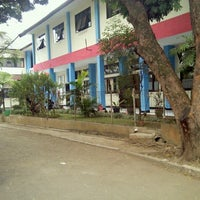Photo taken at SMA Labschool UPI by M.Faizal D. on 9/7/2012