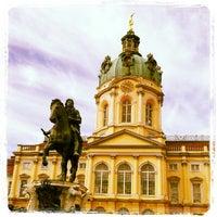Das Foto wurde bei Schloss Charlottenburg von Marco H. am 9/2/2012 aufgenommen