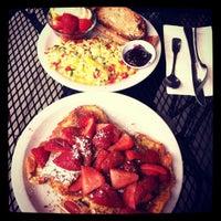 Photo taken at Chloe's Café by Melissa H. on 7/1/2012