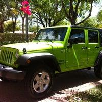 Photo taken at Las Brisas car wash by Lissette L. on 4/6/2012