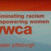 Photo taken at YWCA Of Greater Pittsburgh by Brandice W. on 8/20/2012