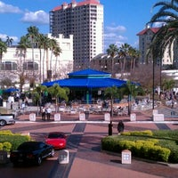 Photo taken at Tampa Convention Center by Bruce B. on 3/13/2012