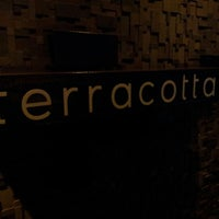 Photo taken at Terracota by Mike J. on 8/6/2012