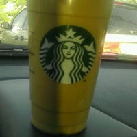 Photo taken at Starbucks by Wendy R. on 6/2/2012