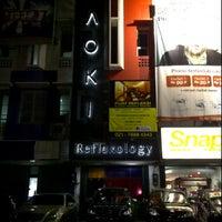 Photo taken at AOKI Reflexology by Aoki Reflexology on 6/9/2012