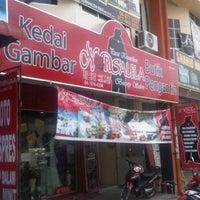 Photo taken at Butik Pengantin Norsalela by Riazuan W. on 2/20/2012