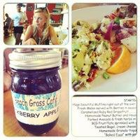 Photo taken at Beach Grass Cafe by Lauren G. on 9/9/2012