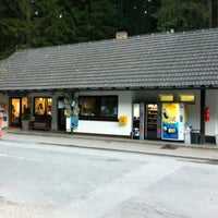 Photo taken at Camping Bled by Tamas H. on 8/19/2012