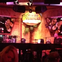 Photo taken at Rum Runners Dueling Piano Bar by Samantha P. on 4/15/2012