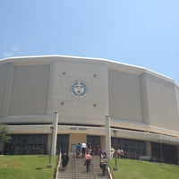 Photo taken at Reed Arena by Kayla on 8/10/2012