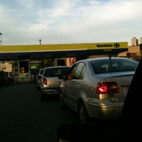 Photo taken at Posto Carrefour (Shell) by Larissa S. on 5/27/2012