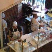 Photo taken at Grimaldi's Pizzeria by Mellisa C. on 4/17/2012