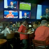 Photo taken at Jerry Remy's Sports Bar & Grill by SupahFans S. on 4/22/2012