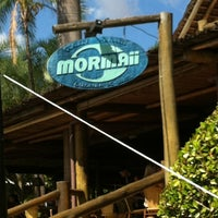 Photo taken at Mormaii Surf Bar by Nathália A. on 7/15/2012