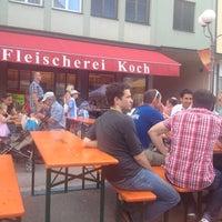 Photo taken at Fleischerei Koch by Thomas F. on 6/22/2012