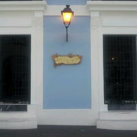 Photo taken at Waffle Era Tea Room by Francisco A. on 6/24/2012