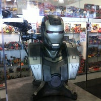 Photo taken at Phat Collectibles by Apoy S. on 5/22/2012
