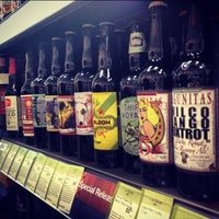 Photo taken at Total Wine & More by Ashley T. on 6/14/2012