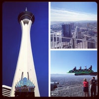 Photo taken at Xscream - Stratosphere by Dmitry on 2/25/2012