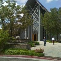 Photo taken at SkyRose Chapel by Abigail L. on 4/27/2012