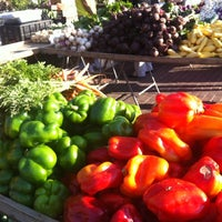 Photo taken at Old Town Farmers' Market by kristina k. on 6/9/2012