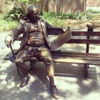 Photo taken at University of Pennsylvania by Paul H. on 5/13/2012