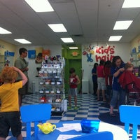 Photo taken at Kids' Hair by Chase S. on 7/14/2012