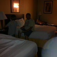Photo taken at Ramada by Laura O. on 6/13/2012
