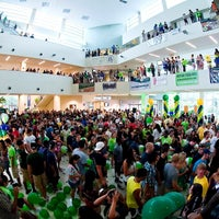 Photo taken at University of South Florida by University of South Florida on 8/21/2012
