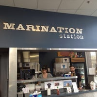Photo taken at Marination Station by Julianne G. on 3/5/2012