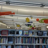 Photo taken at Queens Central Library by Edie C. on 5/8/2012