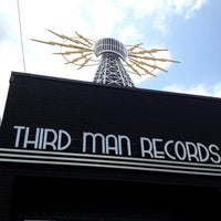 Photo taken at Third Man Records by Terree S. on 8/10/2012