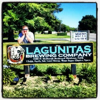 Photo taken at Lagunitas Brewing Company by Steve O. on 6/24/2012