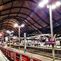 Photo taken at Southern Cross Station by Kenta F. on 7/19/2012