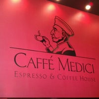 Caffe Medici Austin Hot Chocolate