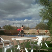 "Photo taken at Camping ""los Abuelos"" by Adanis C. on 4/10/2012"