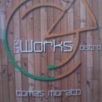 Photo taken at The Works Bistro by Penny T. on 2/20/2012