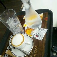 Photo taken at Café Tabaco by Priscila C. on 8/27/2012