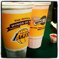 Photo taken at Wingstop by Pete R. on 4/29/2012