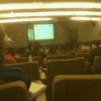 Photo taken at Facultad de Medicina (UANL) by Daniel H. on 8/18/2012