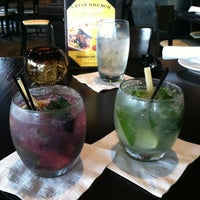 Photo taken at Paladar Latin Kitchen & Rum Bar by Patty S. on 7/31/2012