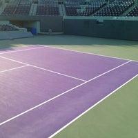 Photo taken at Crandon Tennis Center by sukhchander on 9/3/2012