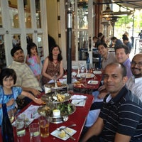 Photo taken at Thea Mediterranean Cuisine by Navdeep R. on 5/8/2012