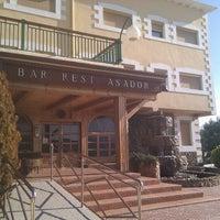 Photo taken at Fetra Restaurante by Javieriti C. on 2/2/2012