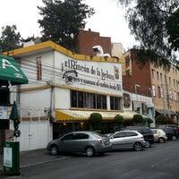 Photo taken at El Rincón de la Lechuza by Marcos S. on 8/18/2012