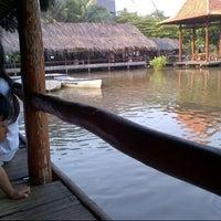 Photo taken at Saung Talaga by Nova C. on 6/30/2012