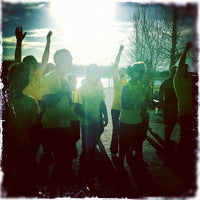 Photo taken at Ellerslie Training by Isaiah S. on 4/1/2012